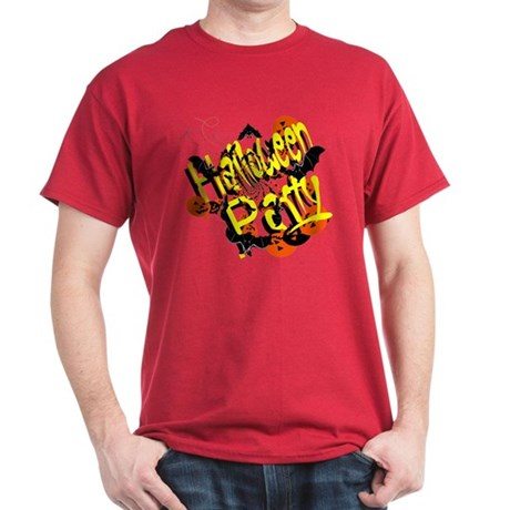 Halloween Party Dark T-Shirt
