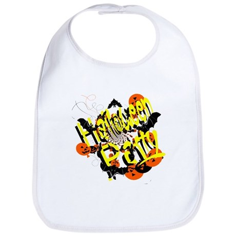 Halloween Party Bib