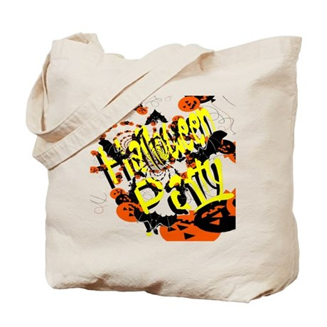 Halloween Party II Tote Bag
