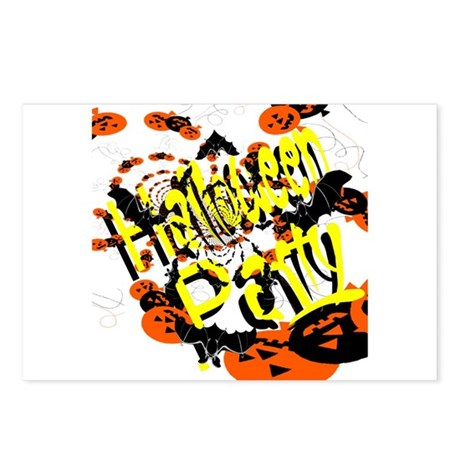 Halloween Party II Postcards (Package of 8)