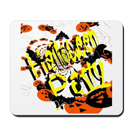 Halloween Party II Mousepad