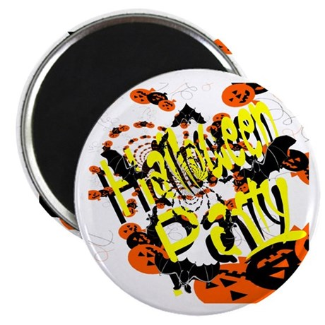 "Halloween Party II 2.25"" Magnet (10 pack)"