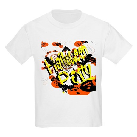 Halloween Party II Kids Light T-Shirt
