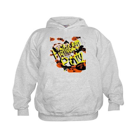 Halloween Party II Kids Hoodie