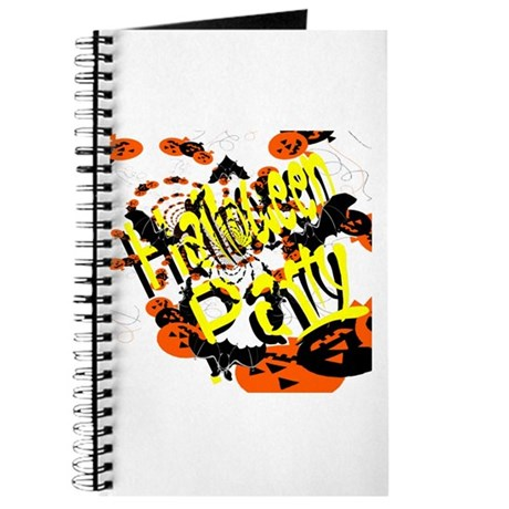 Halloween Party II Journal