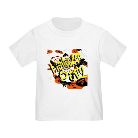Halloween Party II Toddler T-Shirt