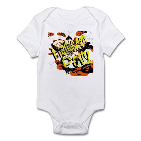 Halloween Party II Infant Bodysuit
