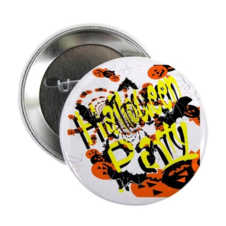 Halloween Party II Button