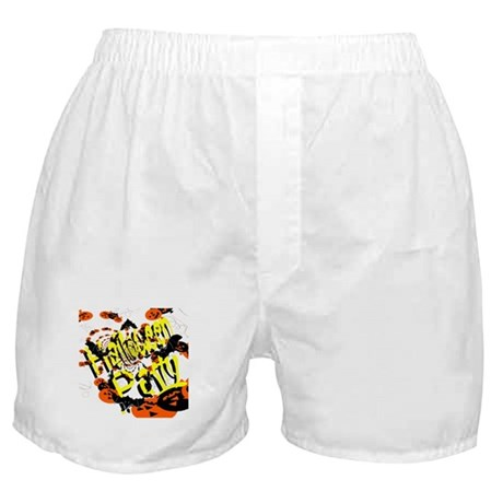 Halloween Party II Boxer Shorts