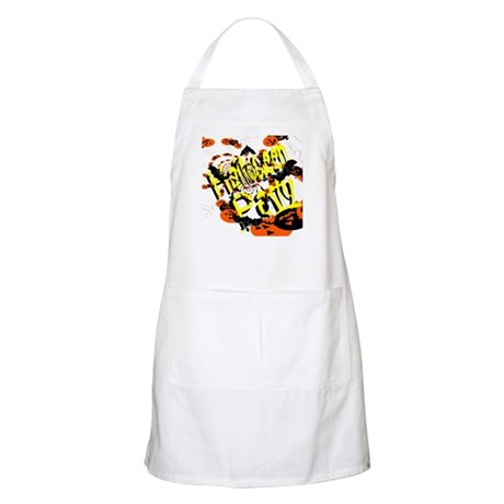 Halloween Party II BBQ Apron