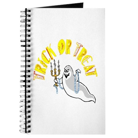 Prankster Ghost Journal