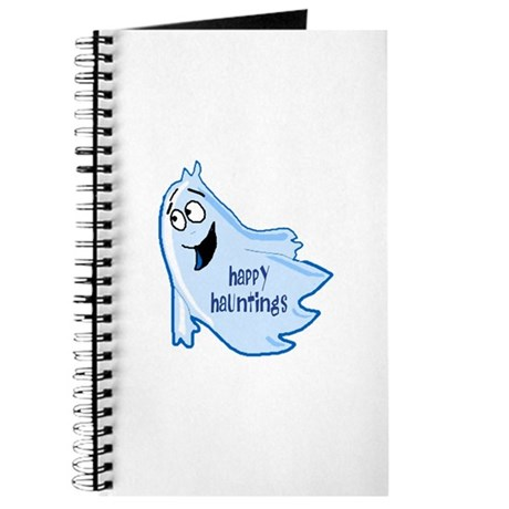 Happy Hauntings Journal