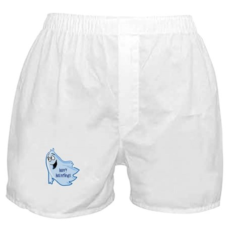 Happy Hauntings Boxer Shorts