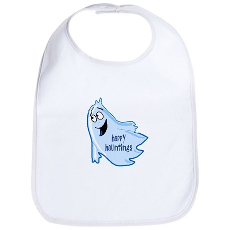 Happy Hauntings Bib