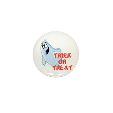 Trick or Treat Mini Button