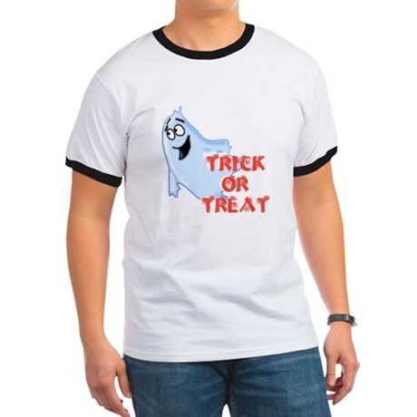 Trick or Treat Ringer T