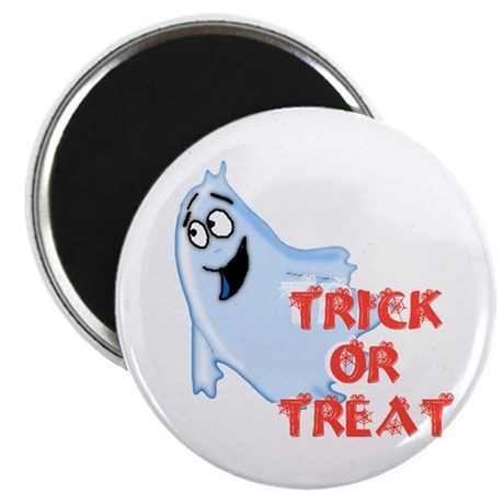 "Trick or Treat 2.25"" Magnet (10 pack)"