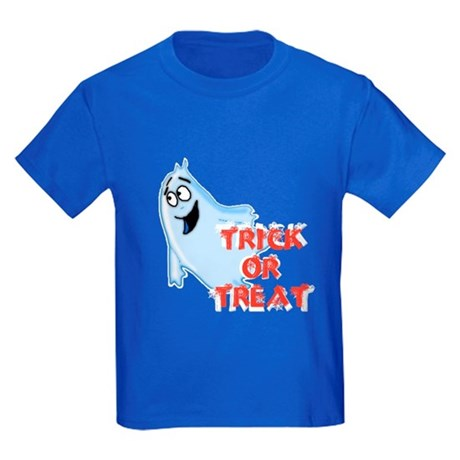 Trick or Treat Kids Dark T-Shirt