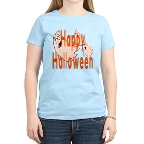 Happy Halloween Women's Light T-Shirt