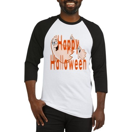 Happy Halloween Baseball Jersey