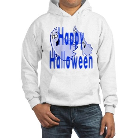 Happy Halloween Hooded Sweatshirt