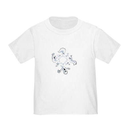 Ghosts Toddler T-Shirt