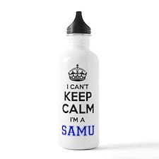 Funny Samus Water Bottle