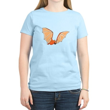 Flying Bat Women's Light T-Shirt