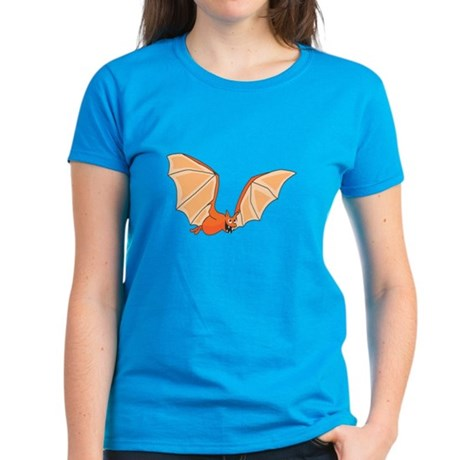 Flying Bat Women's Dark T-Shirt