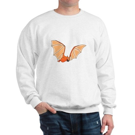 Flying Bat Sweatshirt