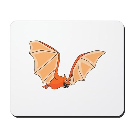 Flying Bat Mousepad