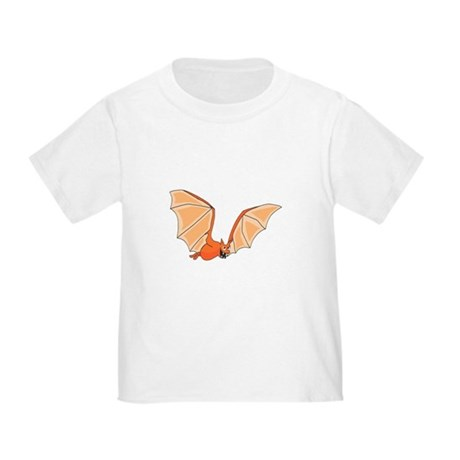 Flying Bat Toddler T-Shirt