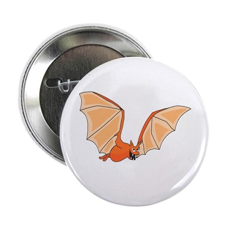 Flying Bat Button