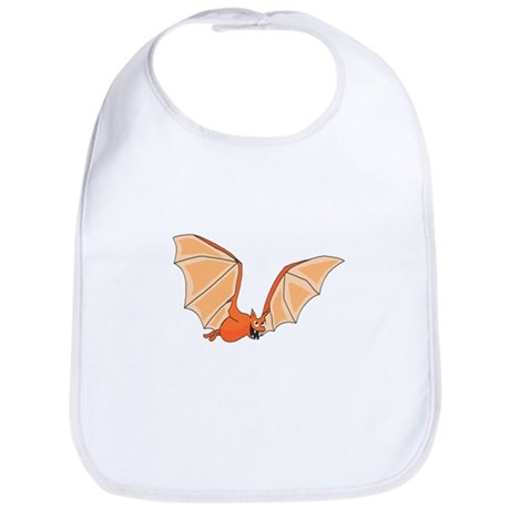 Flying Bat Bib