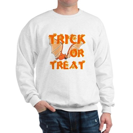 Trick or Treat Bat Sweatshirt