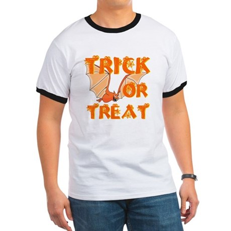Trick or Treat Bat Ringer T