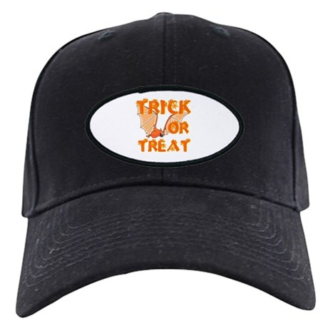 Trick or Treat Bat Black Cap