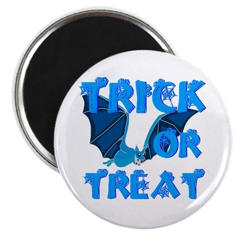 Trick or Treat Bat Magnet