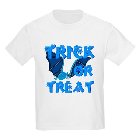 Trick or Treat Bat Kids Light T-Shirt
