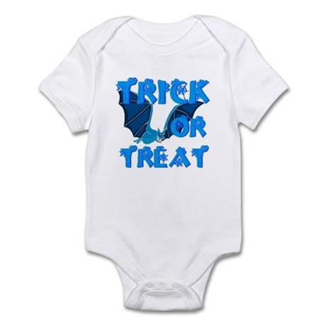 Trick or Treat Bat Infant Bodysuit