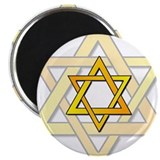 Judaism Star Of David Magnet