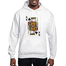 King of Spades Hoodie
