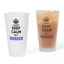 Funny Shireen Drinking Glass