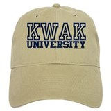 KWAK University Baseball Cap