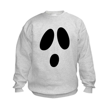 Ghost Face Kids Sweatshirt