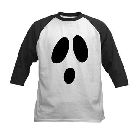 Ghost Face Kids Baseball Jersey
