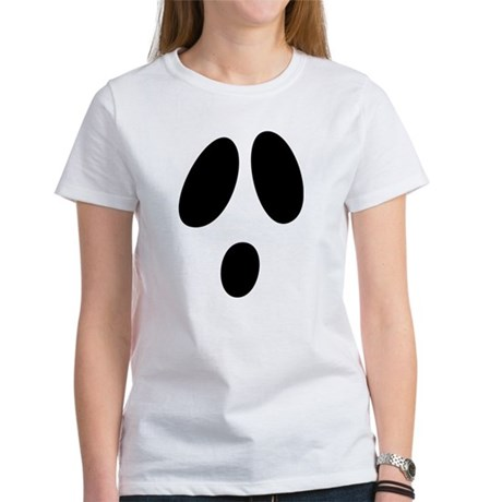 Ghost Face Women's T-Shirt