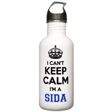 Funny Sida Water Bottle