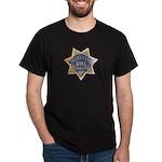 Inspector San Francisco Police Dark T-Shirt