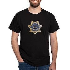 Inspector San Francisco Police T-Shirt